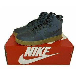 NIKE Court Borough Mid Winter Sneakers Boots NEW